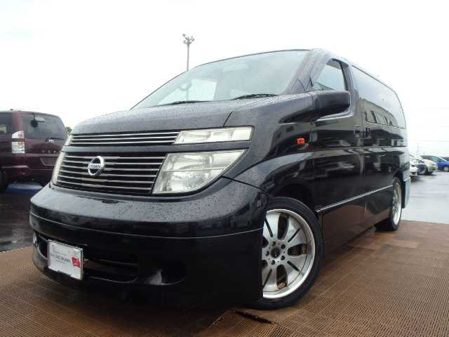 NISSAN ELGRAND SALE