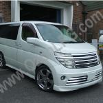 NISSAN ELGRAND LPG CONVERSION